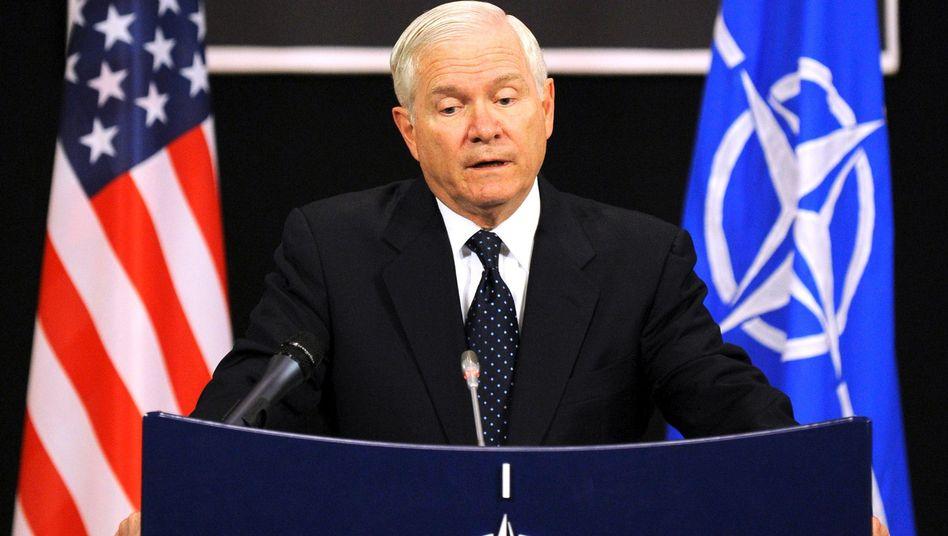 Verteidigungsminister Gates: Schlechte Noten für die Nato