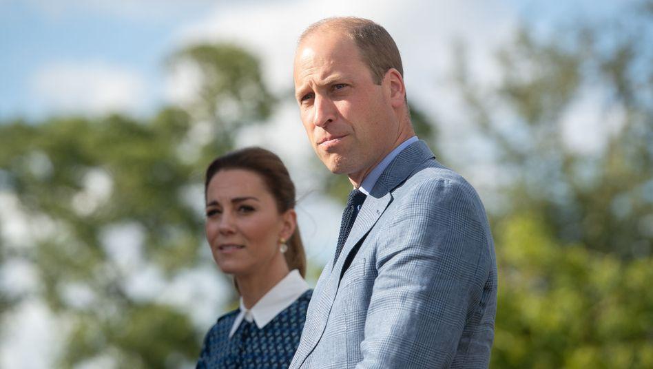 Kate und William (Archivbild): Auf die Stelle als Haushaltshilfe kann man sich noch bis zum 7. November bewerben