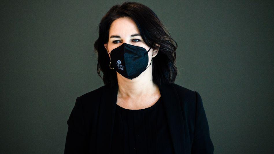 Grünenkandidatin Baerbock: »Kurz in alte Schützengräben gerutscht«