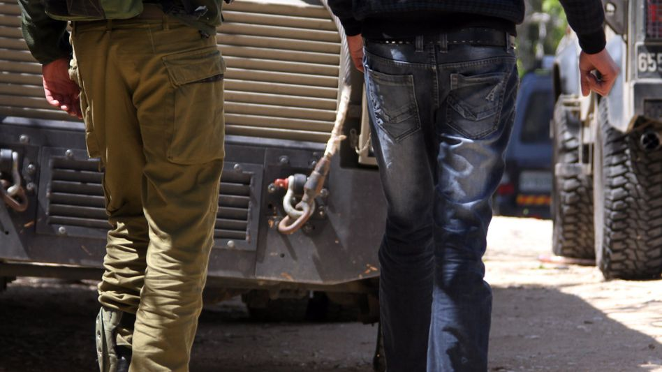 Festnahme in Awarta: Die Armee nahm Blut- und Speichelproben