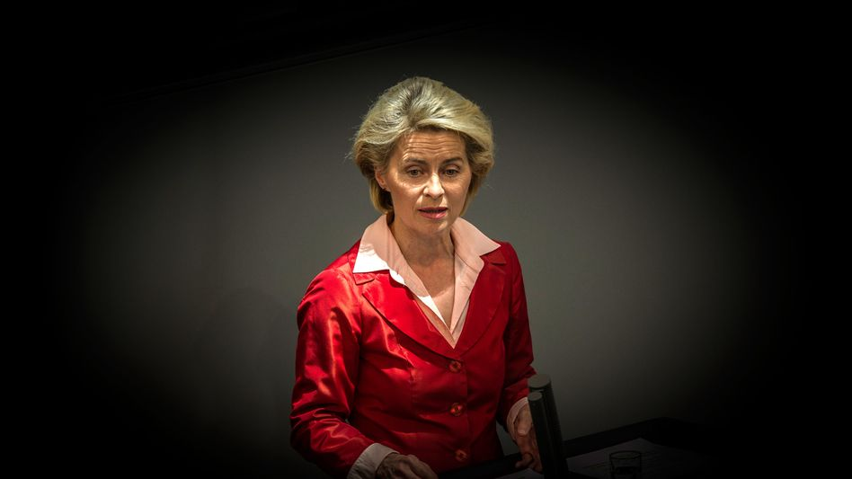 Verteidigungsministerin von der Leyen: Neue Schussungenauigkeiten