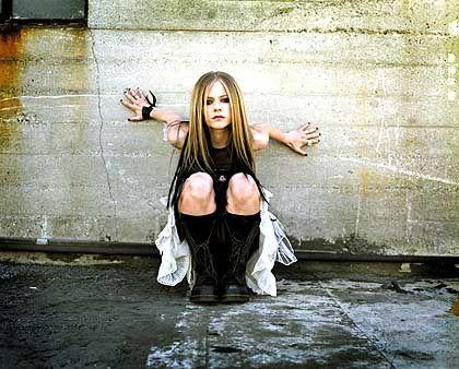 Rockstar Lavigne: Auf der Bühne stehen, rocken, Spaß haben