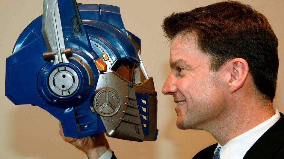 Verstorbener Hasbro-Chef Goldner: Seit 2008 an der Spitze