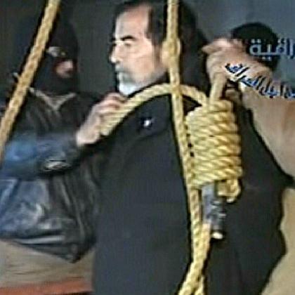 """Saddams Hinrichtung: """"Er zitterte nicht"""""""