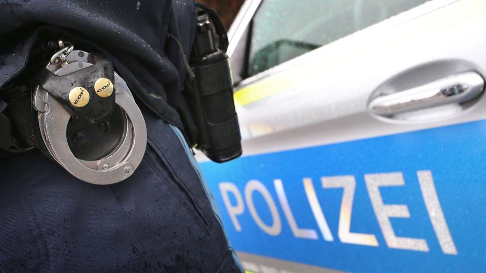 Polizeieinsatz (Archivbild)
