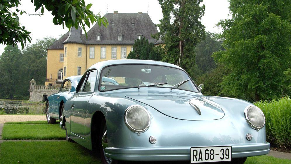 """Restaurierter """"DDR-Porsche"""": Das Projekt seines Lebens"""