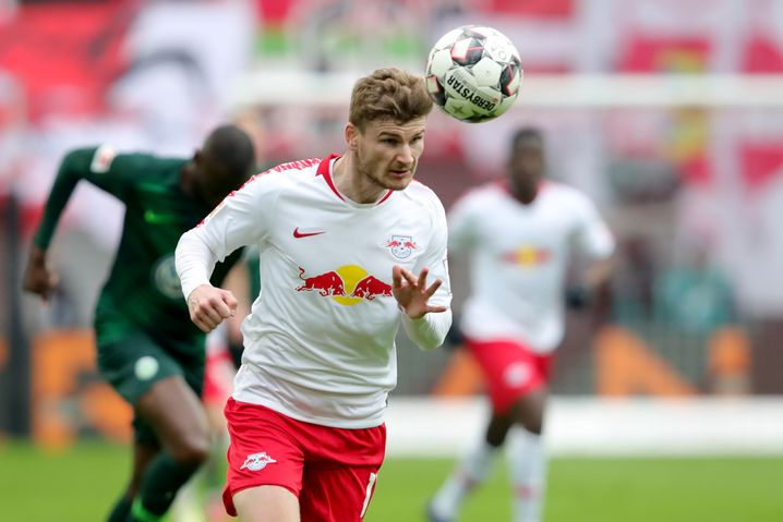 Leipzigs Nationalstürmer Timo Werner zieht es wohl zum FC Bayern