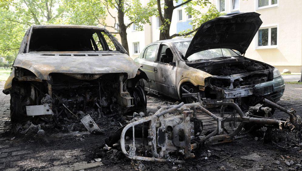 Pkw-Brände im Wahlkampf: Die Zündler von Berlin