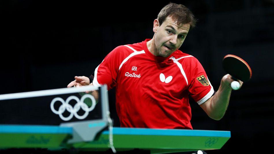 Tischtennisspieler Timo Boll