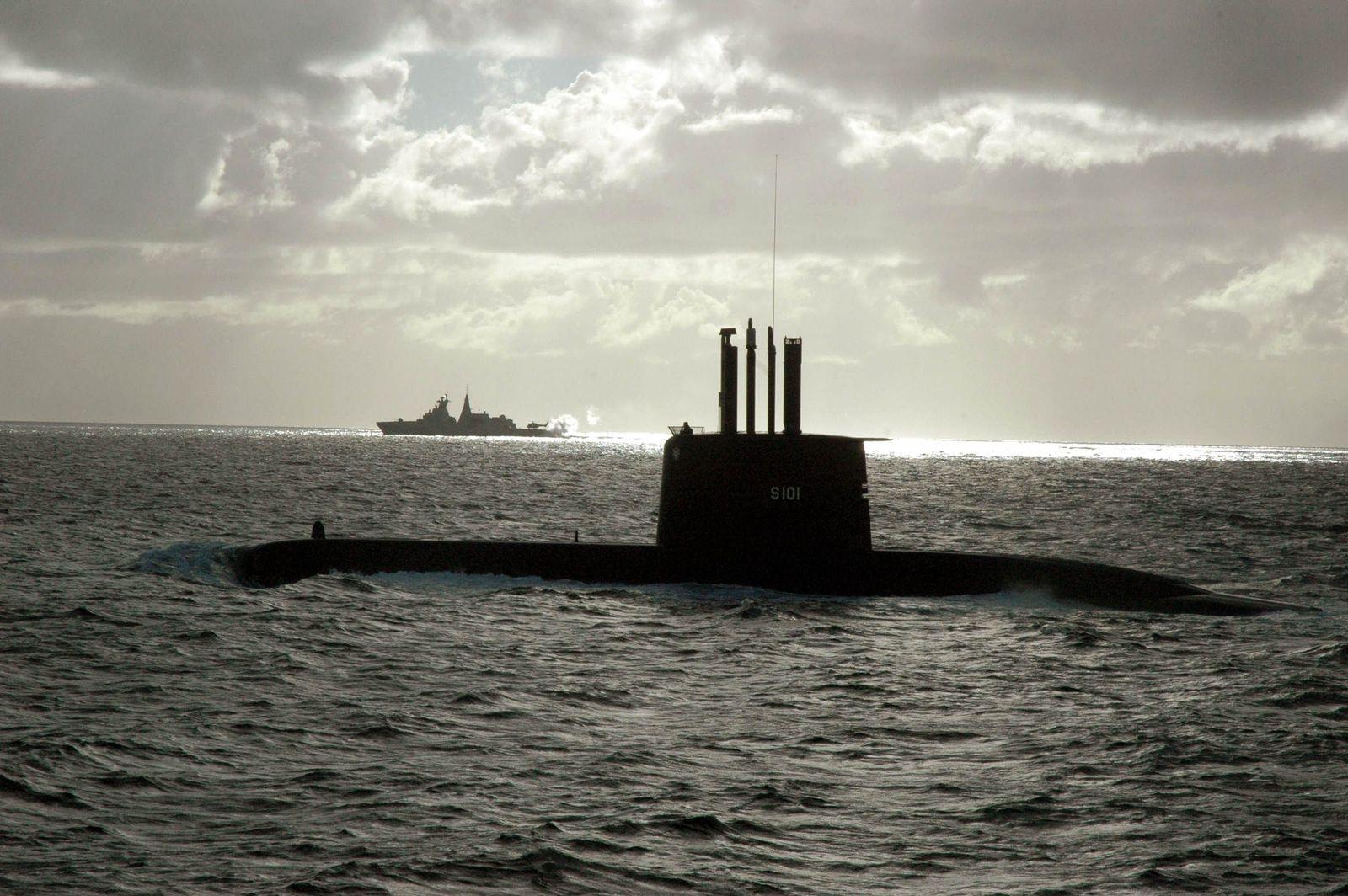 U-Boot / Klasse 209