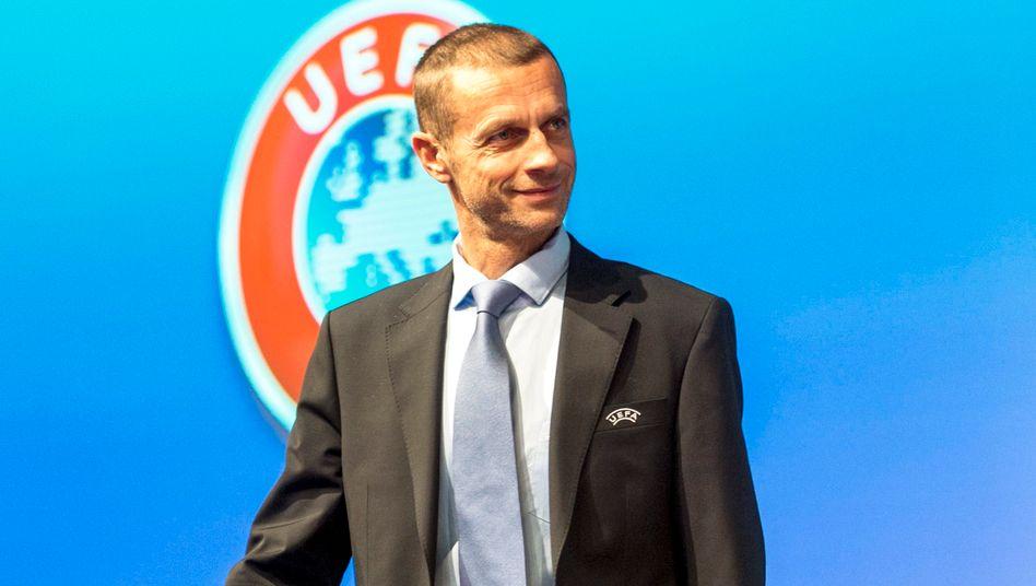 Uefa-Präsident Ceferin