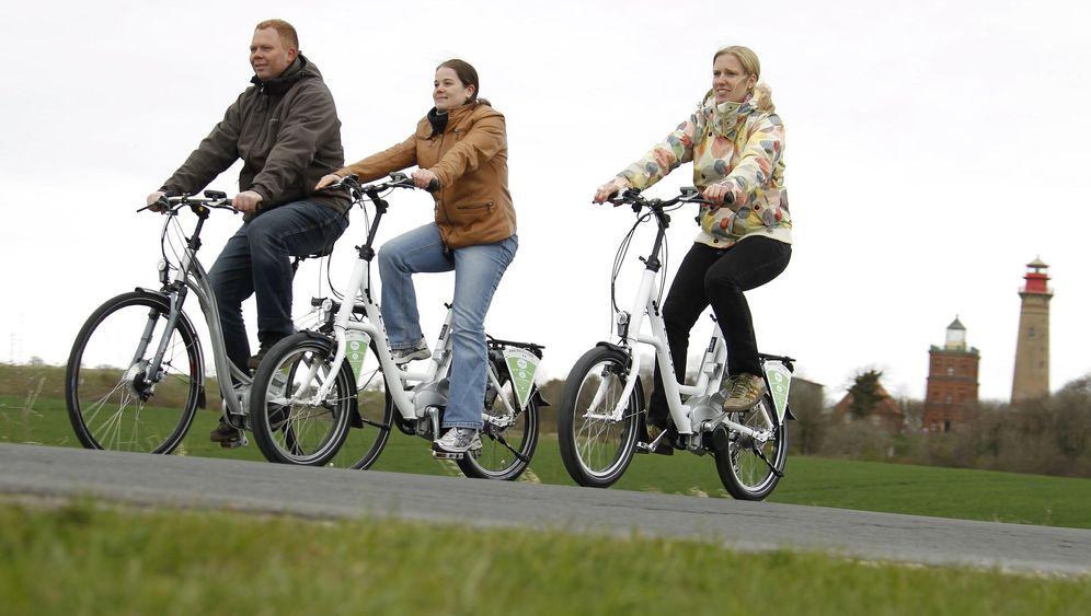 Rügen: E-Fahrräder für Touristen