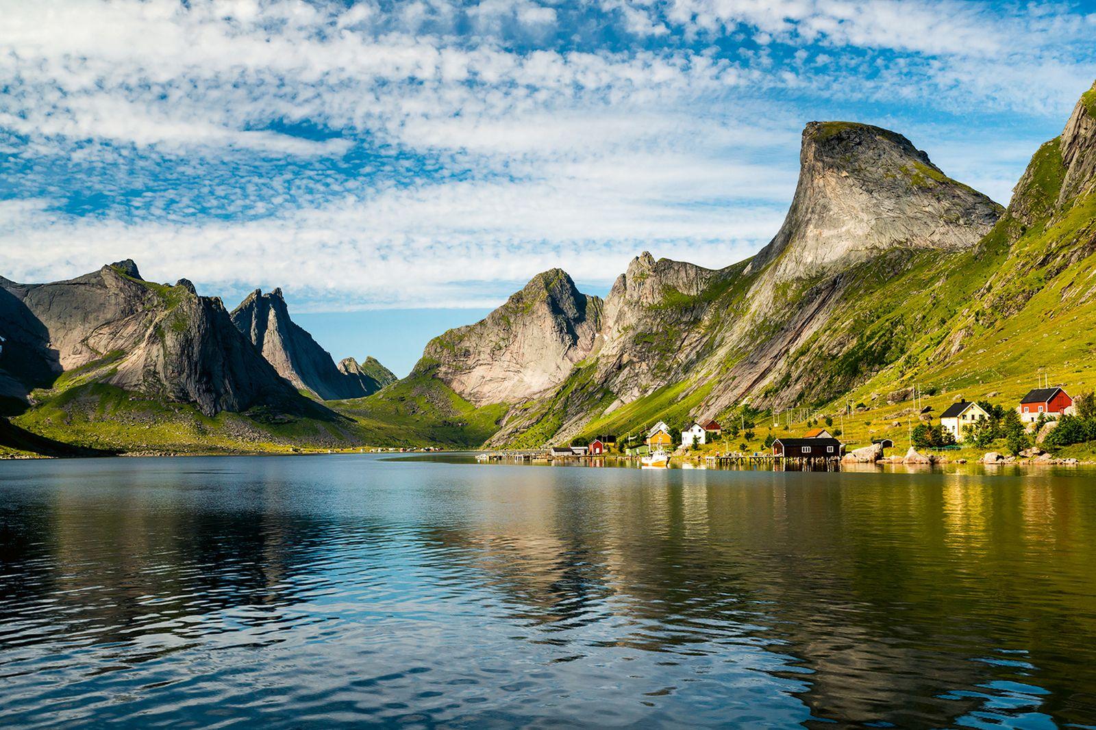 Inseln des Nordens/ Stefan Forster