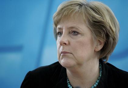 """Kanzlerin Angela Merkel: """"Das heißt, dass wir gesprächsbereit sind"""""""