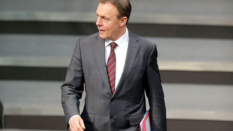 """SPD-Fraktionschef Oppermann: """"Überzeugt, dass er nichts Unrechtes tun wollte"""""""
