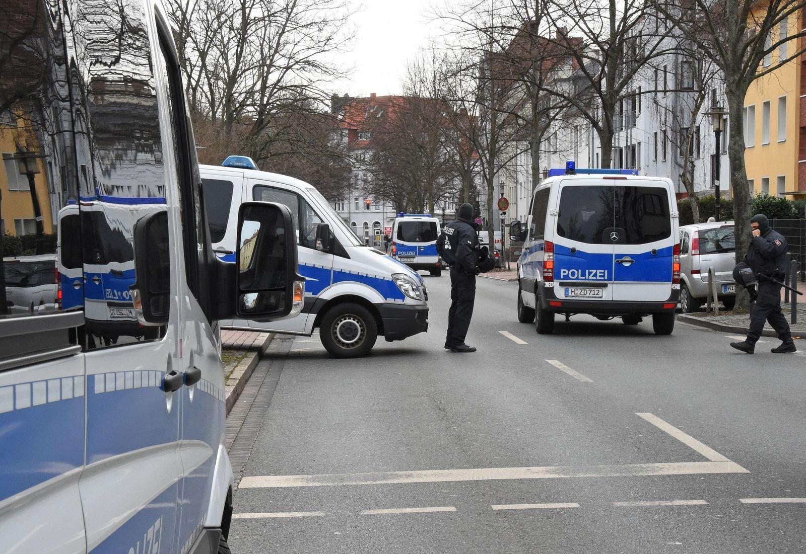 Razzia/ Islamisten/ Hildesheim