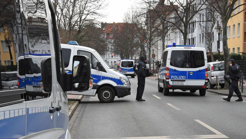 Razzia in Hildesheim
