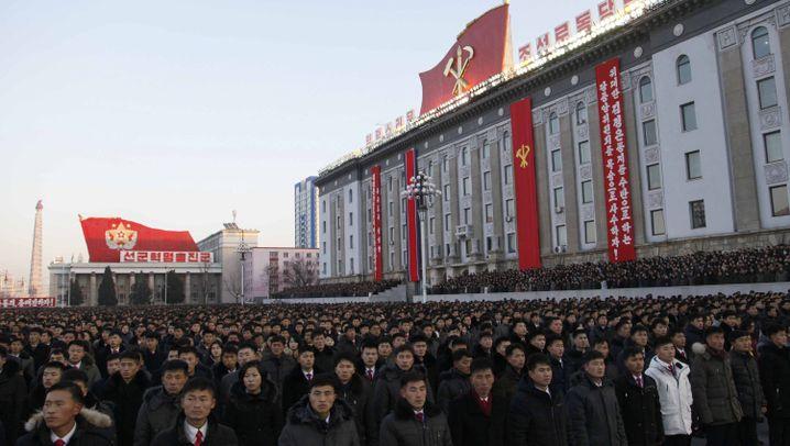 Die 13.000-Kilometer-Rakete: Nordkorea bejubelt Test
