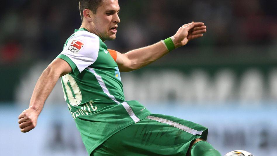 Werder-Mittelfeldspieler Junuzovic: Schultereckgelenksprengung