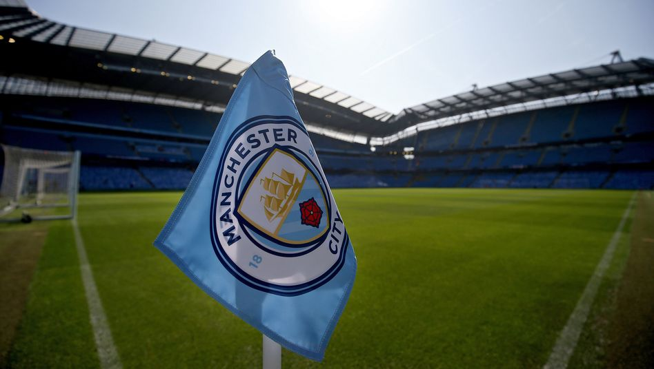 Stadion von Manchester City