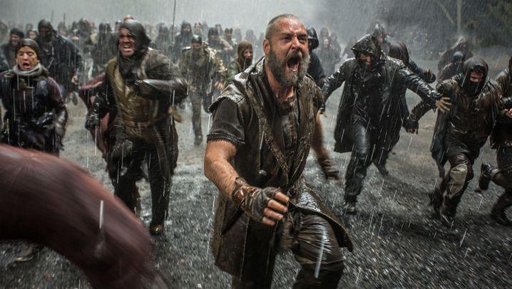 """""""Noah"""" mit Russell Crowe: Übervater mit zwei Gesichtsausdrücken"""