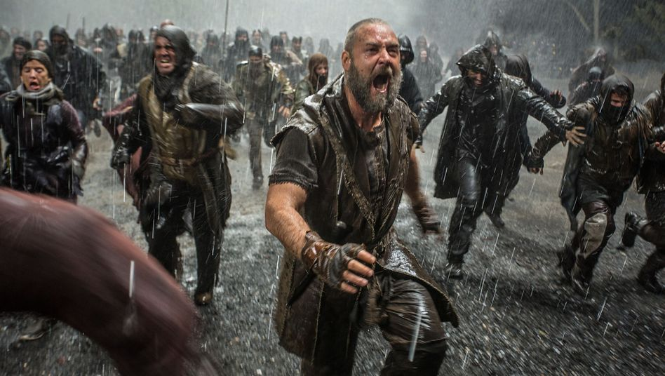"Bibel-Epos ""Noah"": Vor uns die Sintflut"