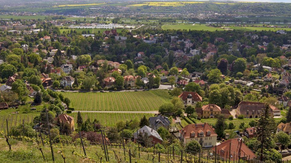 Sächsische Kreisstadt Radebeul