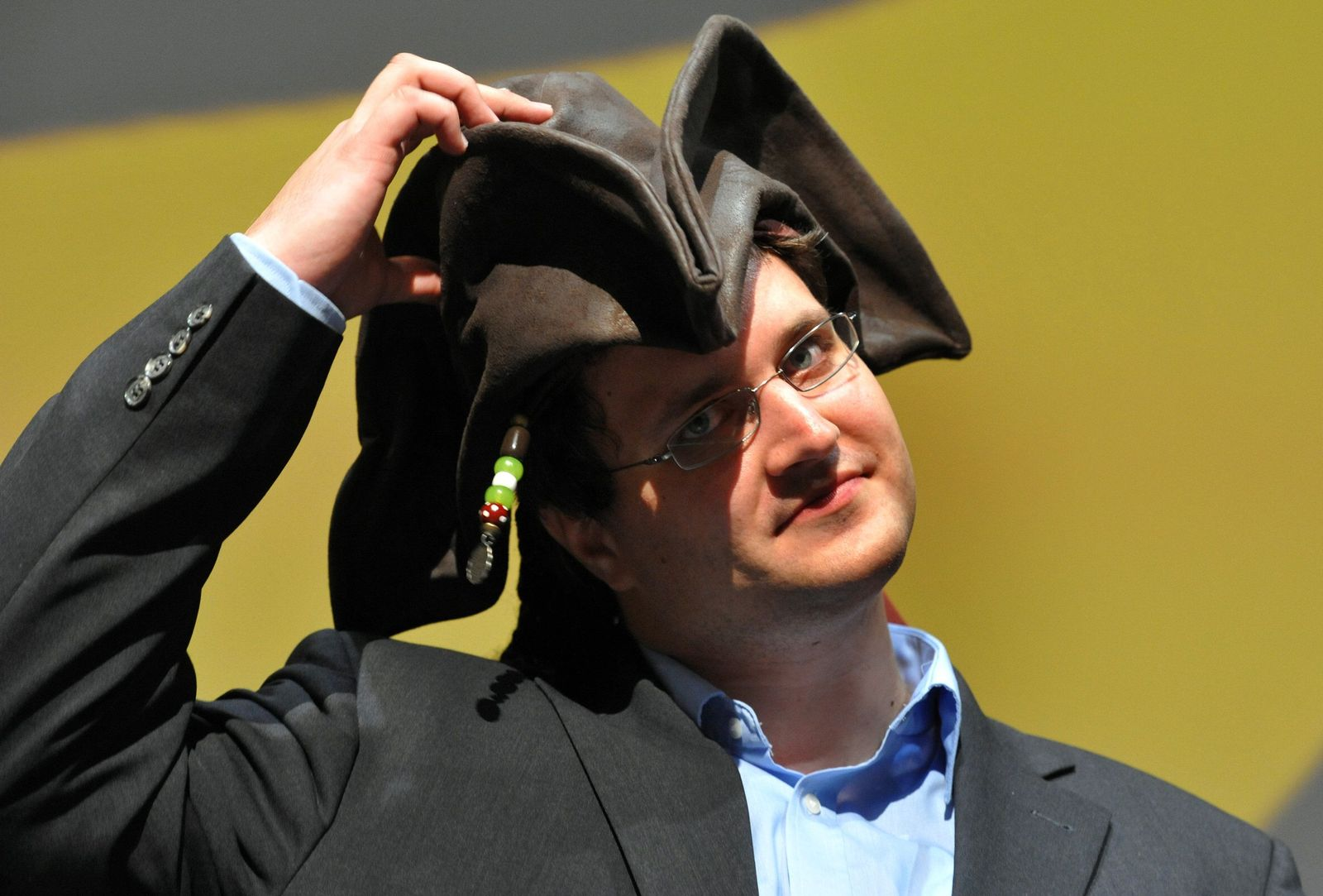 Piratenpartei / Sebastian Nerz