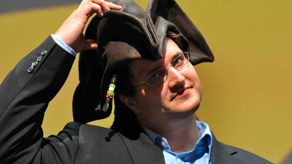 Sebastian Nerz: Die Piraten haben einen neuen Bundesvorsitzenden