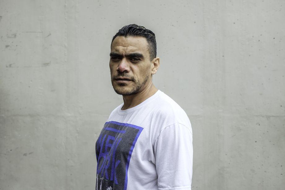 Der frühere Boxtrainer César Cardona
