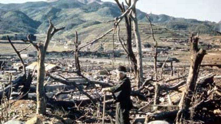 Nagasaki, 9. August 1945: Das Grauen kam um 11.02 Uhr