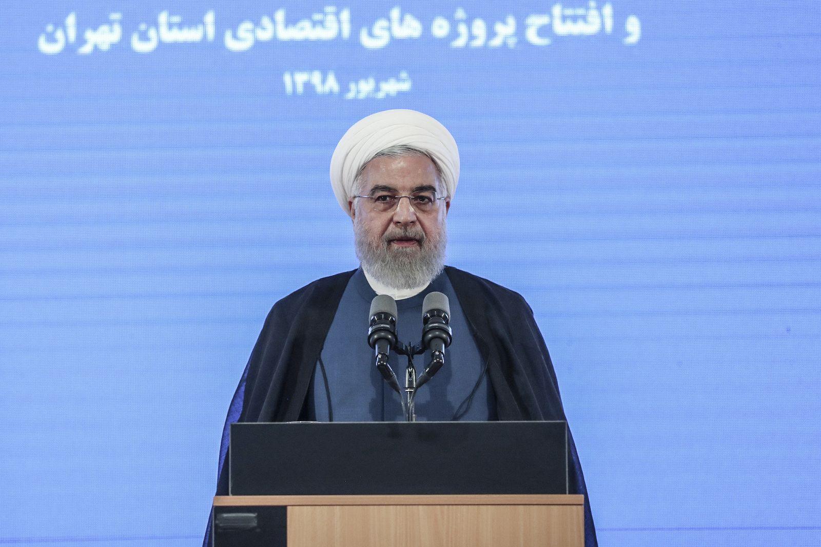 Ruhani Atomabkommen