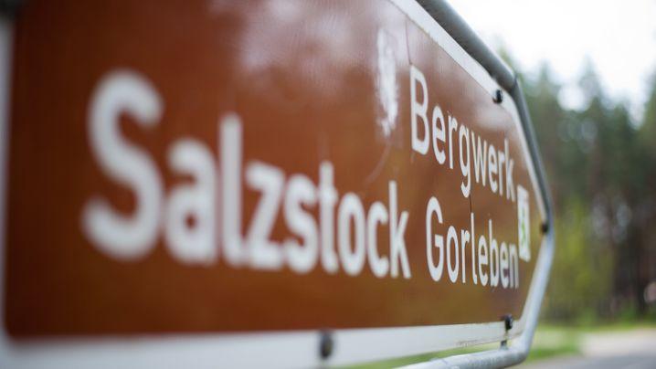 Endlagersuche: Salzstock in Gorleben bleibt offen