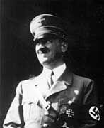 Resistent gegen Fernexorzismus: Adolf Hitler