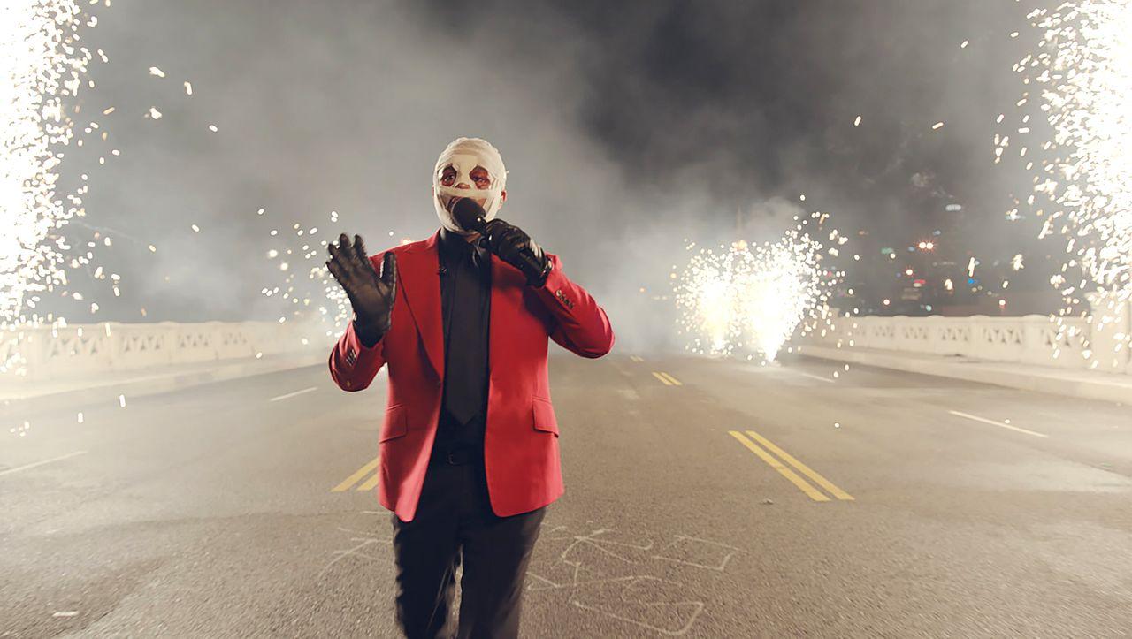 Popstar The Weeknd beim Super Bowl: Quälgeist mit Köpfchen - DER SPIEGEL