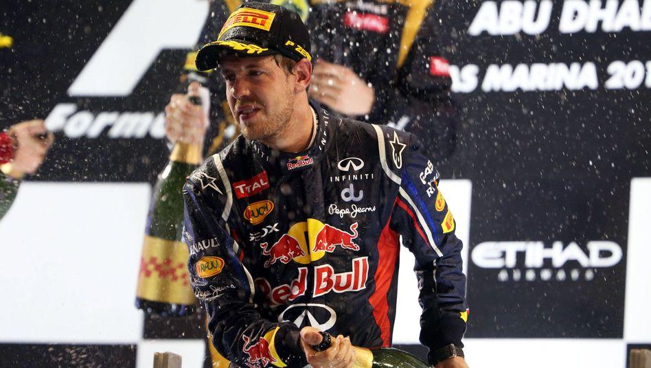 """Weltmeister Vettel: """"Das Podium war mein Ziel"""""""