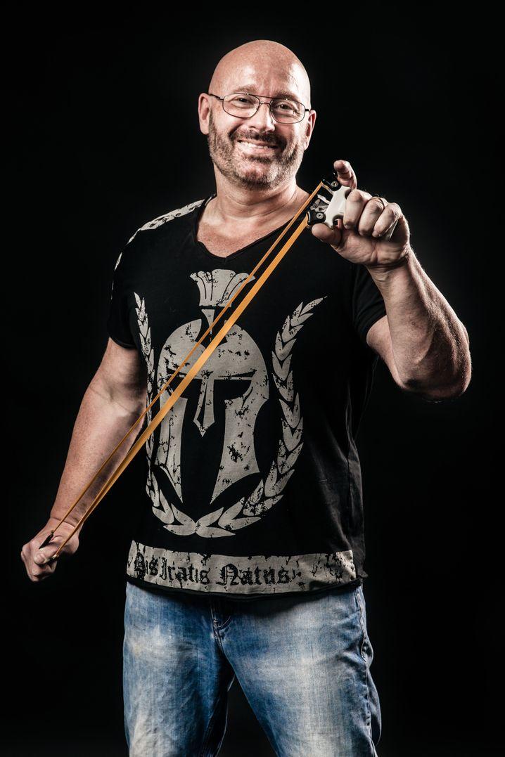 YouTuber und FairTube-Mitbegründer Jörg Sprave
