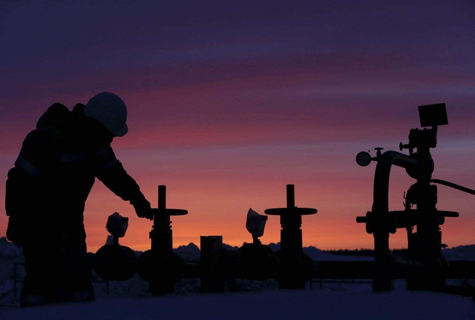 Ölpreis Öl Russland