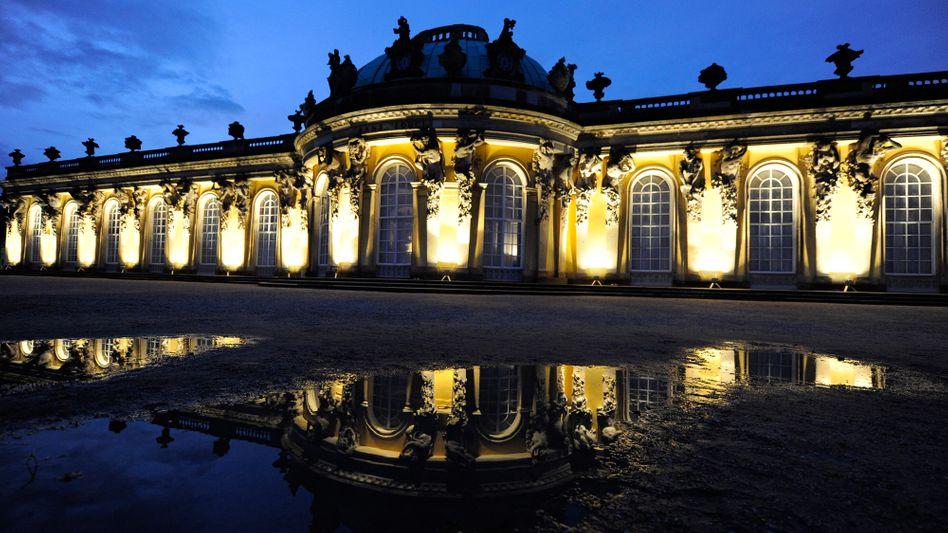 Sanssouci: Das Schloss leidet zunehmend unter mutwilligen Zerstörungen
