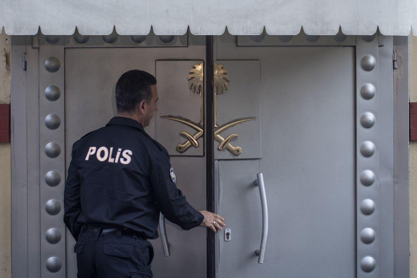 türkei konsulat khashoggi