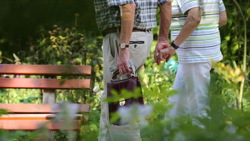 Das Rentenniveau soll alle sieben Jahre überprüft werden