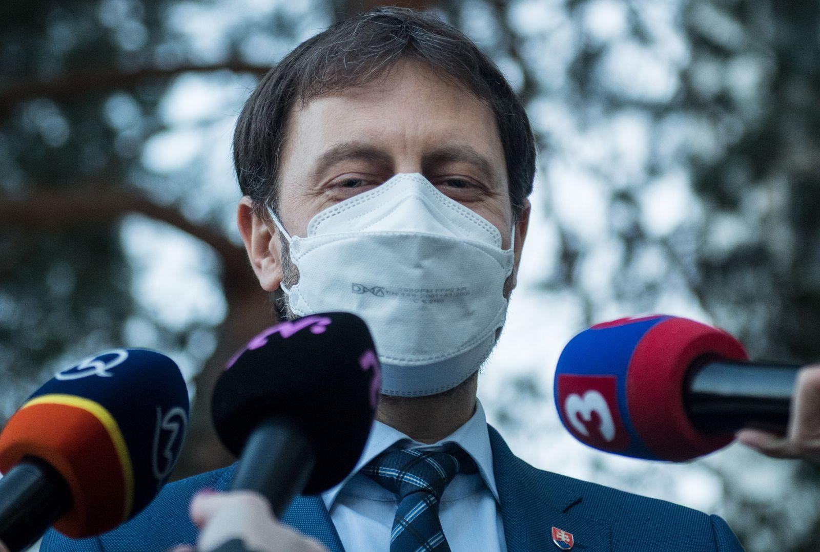 Slowakischer Ministerpräsident tritt zurück
