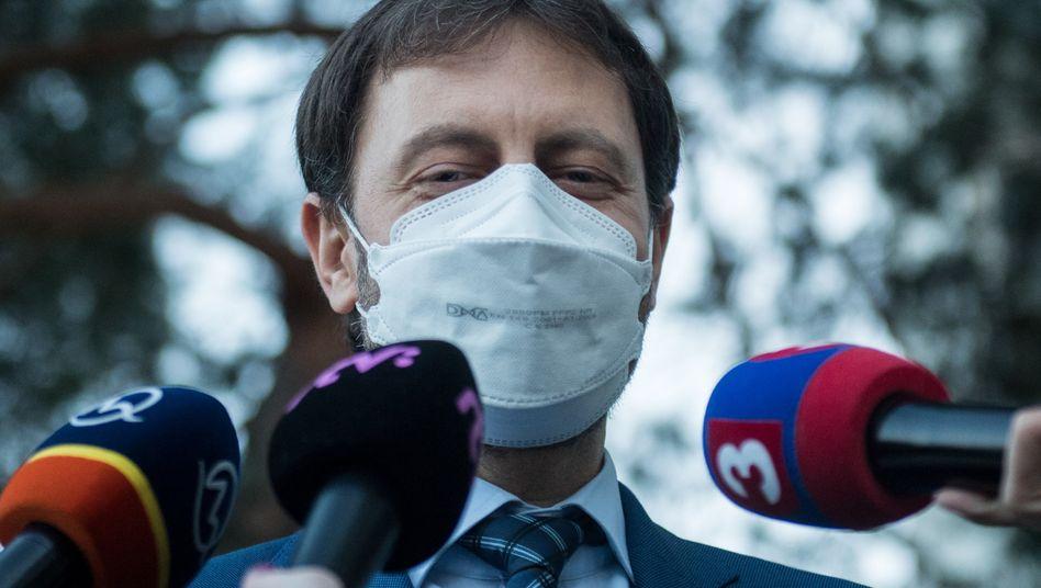 Finanzminister Eduard Heger: Bald Ministerpräsident?