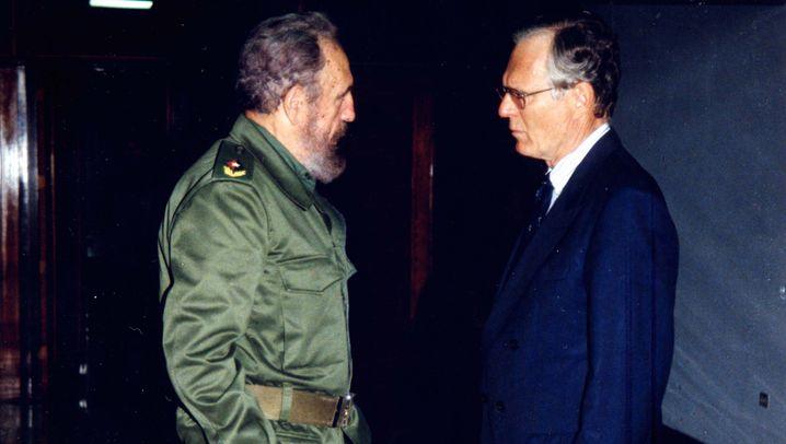 Als Botschafter bei Castro: Heikles um Mitternacht