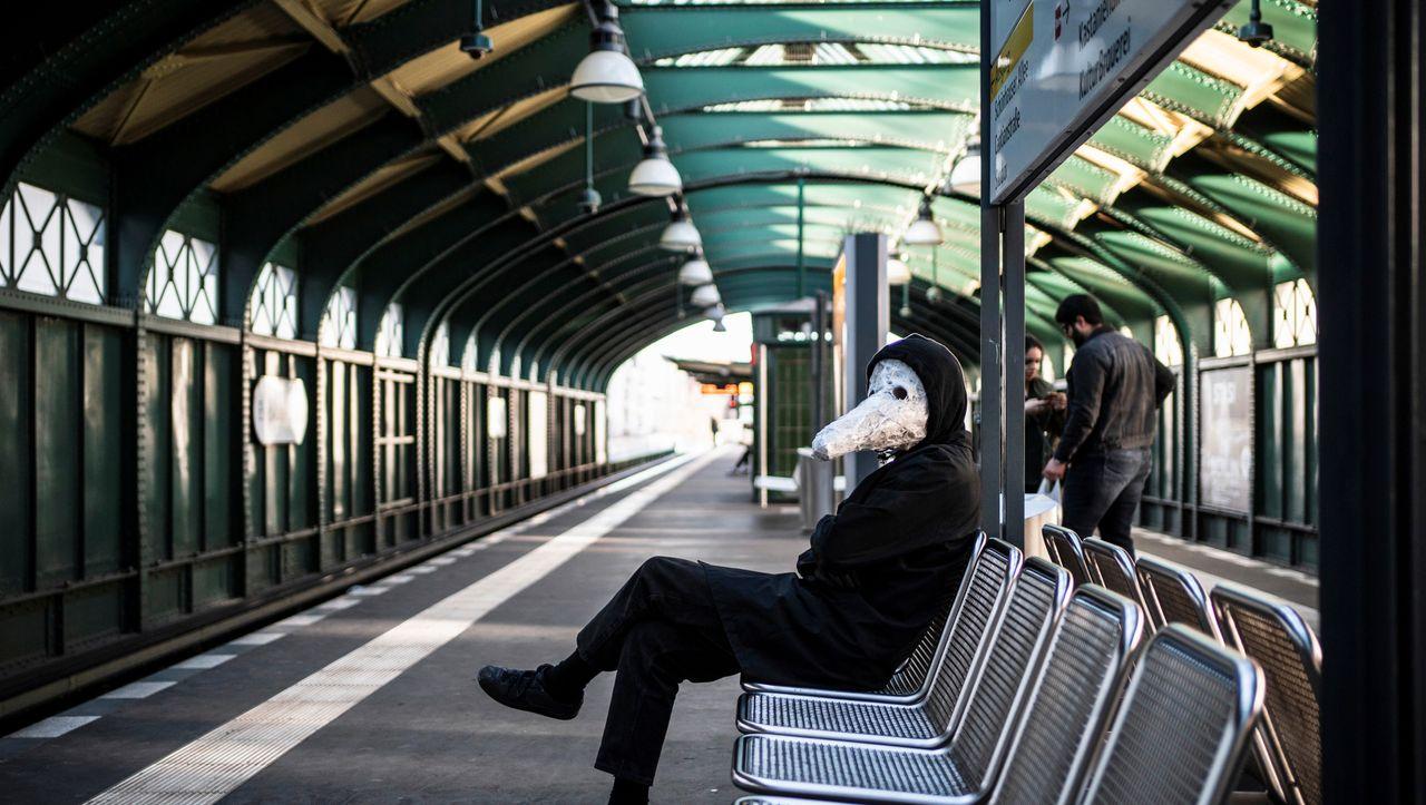 Dit is Corona: Berlin-Porträt des Fotorgrafen Sebastian Wells - DER SPIEGEL - Reise