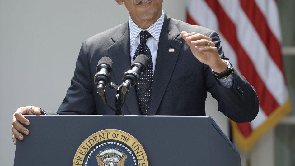 US-Präsident Obama: Bis 2016 schrittweiser Abzug