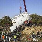 Bergungsarbeiten nach dem Spanair-Crash: Bis heute herrscht Unklarheit über die genaue Ursache des Unglücks.