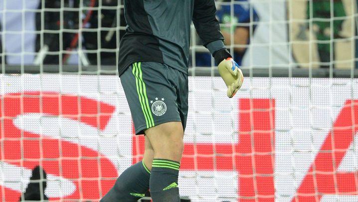 DFB-Einzelkritik: Fleißiger Podolski, unglücklicher Müller