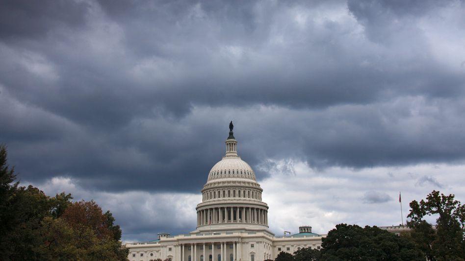Kapitol in Washington: Zielobjekt für Deutsche?