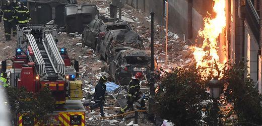 Explosion in Madrid: »Wir wussten nicht, was mit den Kindern ist«